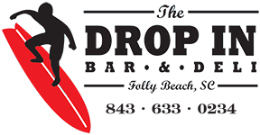 Drop In Bar & Deli Logo